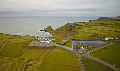 Giant's Causeway Visitor Centre (Foto)